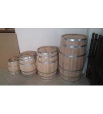 Masifart Meşe Ahşap Şarap Fıçıları 100 cm