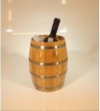 Masifart Şarap Bira Şişe Buzlu Soğutma Fıçı Kabı 4 Lt.